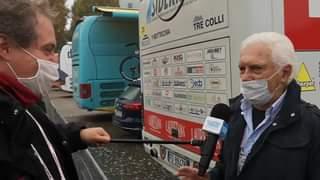 Guarda Con Gianni Savio ad Asti #Giro103