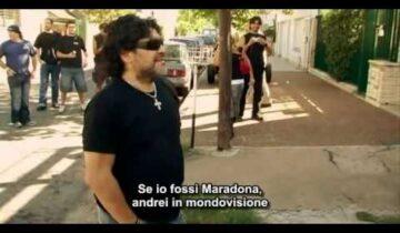 "Manu Chao, La vida Tombola, ""Maradona"" di Kusturica"
