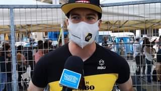 [Giro 2021] Con Edoardo Affini a Milano  Edoardo Affini | Team Jumbo-Visma Cyc…
