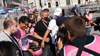 [Giro 2021] Fine Giro: Egan Bernal e il circo mediatico  #EganBernal  #giro #g…