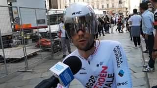 [Giro 2021] Con Andrea Vendrame a Milano  Andrea Vendrame | AG2R CITROËN Team …
