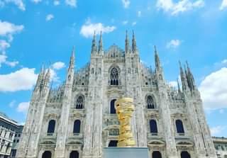 Milano…  ( Max Pianca | Repubblica Biciclette)